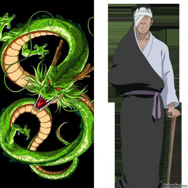 Shen Long vs Danzo