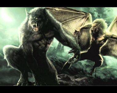 27607 - ¿Hombre-lobo o vampiro?