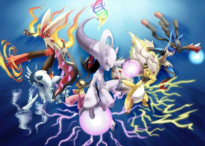 Las Mega-evoluciones parten con su velocidad el turno que se transforman en vez de la de su forma normal.