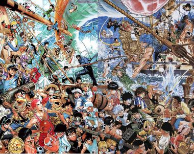 1190 - ¿Cuánto sabes de manga y anime?