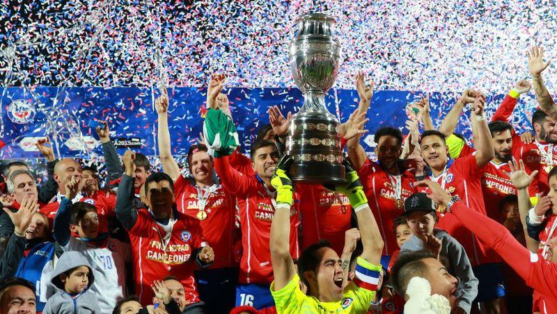 ¿Quién ganará la Copa América?