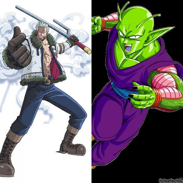 Smoker vs Piccolo
