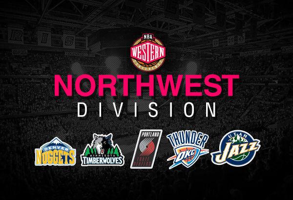 ¿Qué equipo te gusta más de la northwest division?