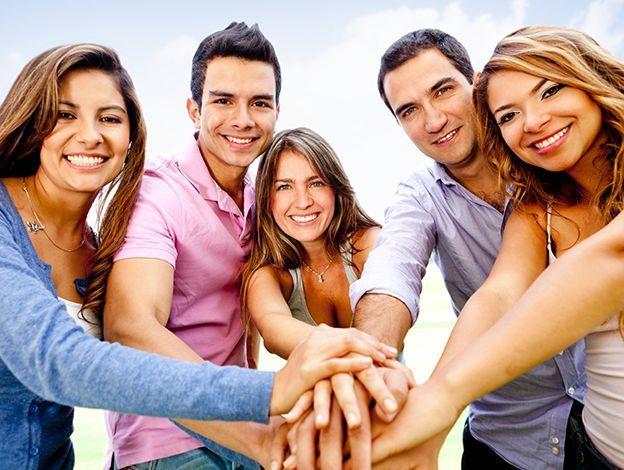 Estando con tus amigos, ¿qué persona eres con ellos?