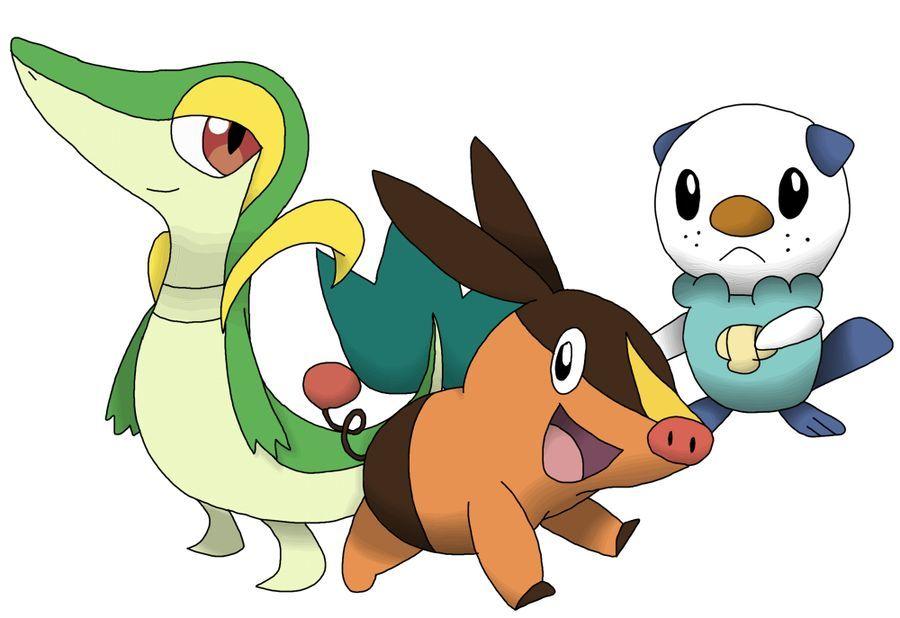 ¿Podrías identificar de que generación son de estos pokémon?