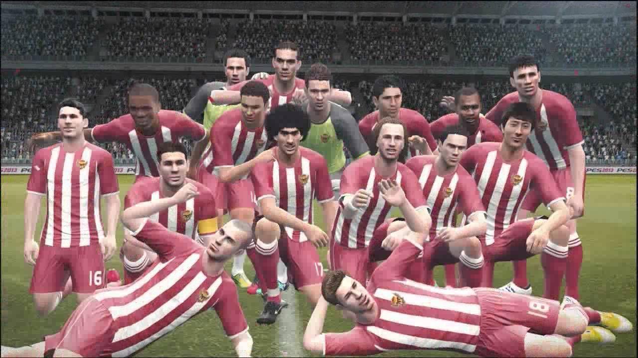 El Megaclásico, ¿WE United o PES United?