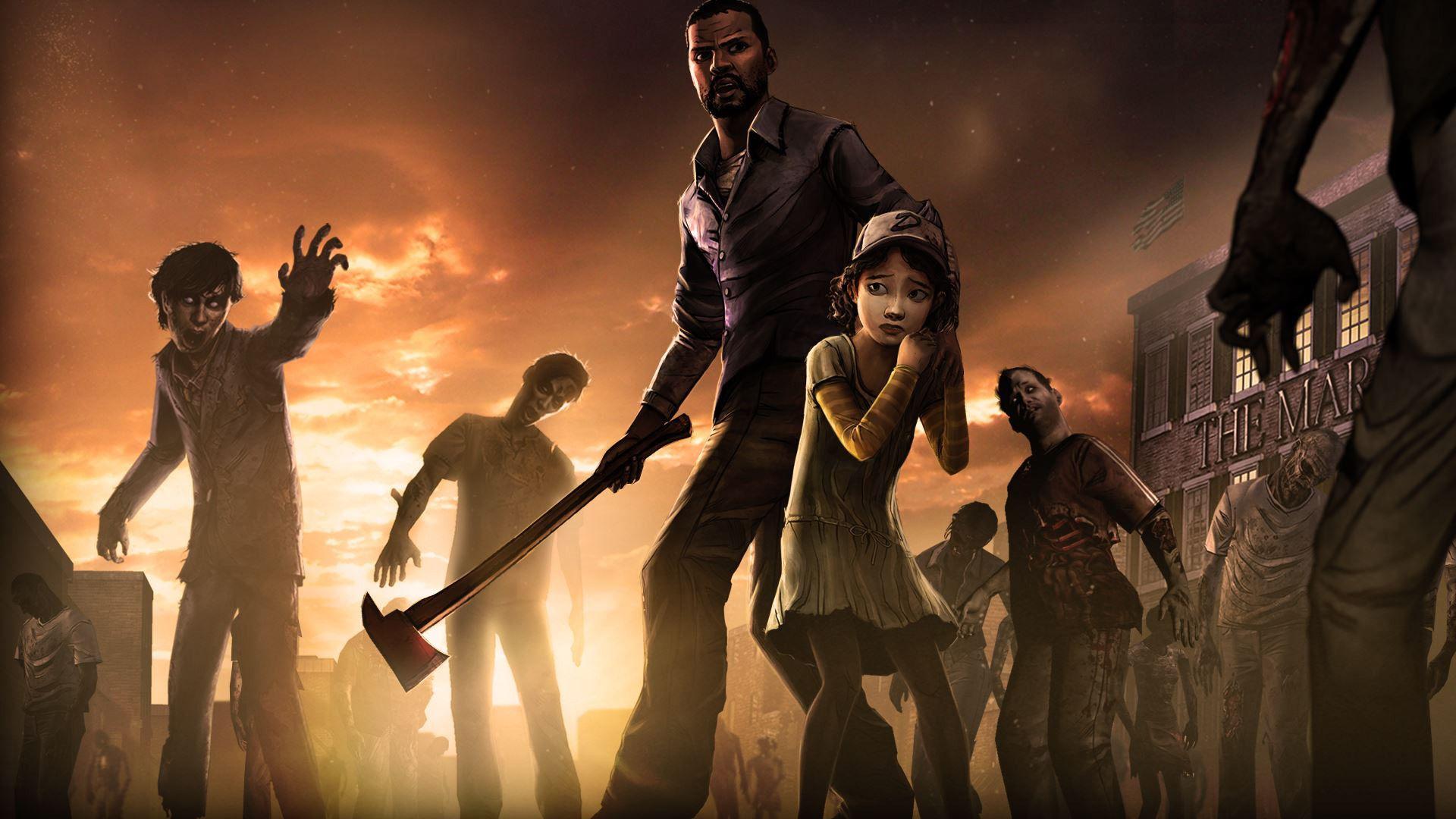 SPOILER de The Walking Dead ¿Cortarte el brazo antes de rescatar a Clementine?