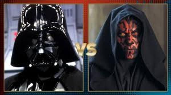 Los poderosos lores Sith: ¿el elegido de la Fuerza o el maestro en combate?
