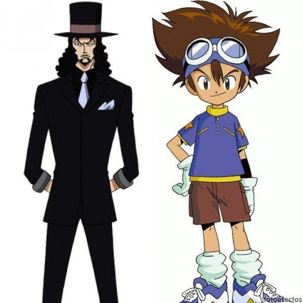 Rob Lucci vs Taichi Yagami