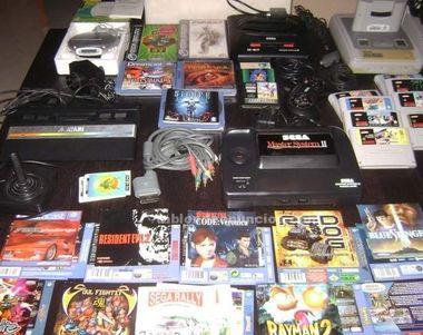 1989 - ¿Recuerdas las consolas de otras épocas?