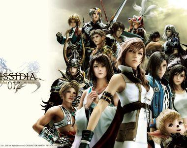 3479 - ¿Conoces a estos personajes de Final Fantasy?
