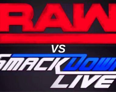 27469 - ¿Quién es mejor? Raw o Smackdown Live