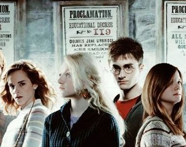 20756 - ¿Qué personaje principal de Harry Potter serías?