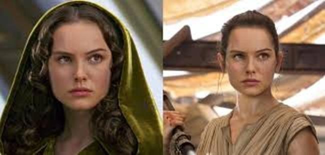 Las mujeres más poderosas: ¿la reina o la futura jedi?