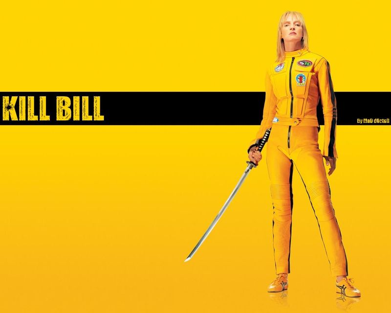 Kill Bill Vol. 1 y 2