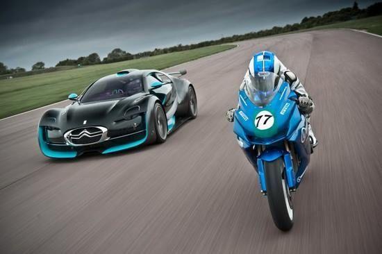 ¿Coche o moto?