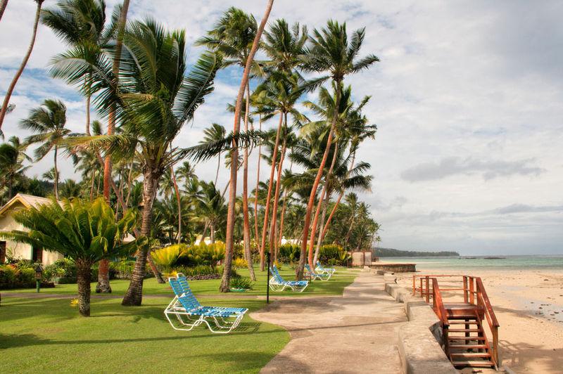 ¿En qué océano se encuentran las Islas Fiji?