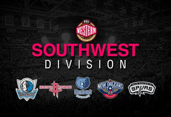 ¿Qué equipo te gusta más de la southwest division?