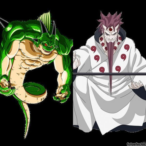 Porunga vs Hagoromo