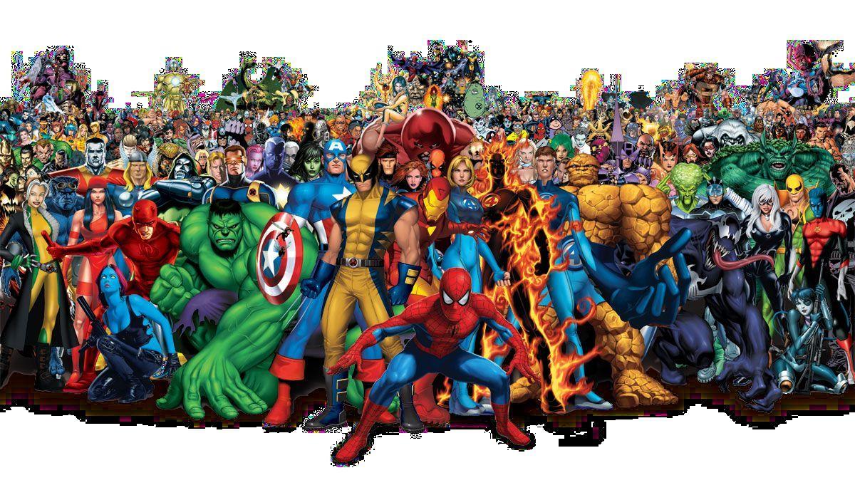 6829 - ¿Cuánto sabes de Marvel?