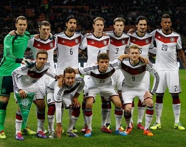 21461 - El mejor XI actual de la selección de Alemania