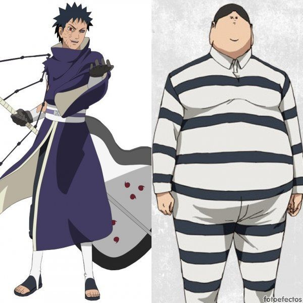 Obito vs Reiji Andou