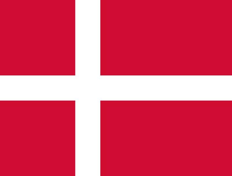 Elige entre estos lugares de Dinamarca.