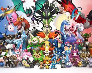15143 - ¿Cómo sería tu equipo pokemon ideal?