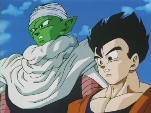 ¿Piccolo o Gohan?