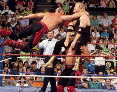 2373 - ¿Cuánto sabes de wrestling?