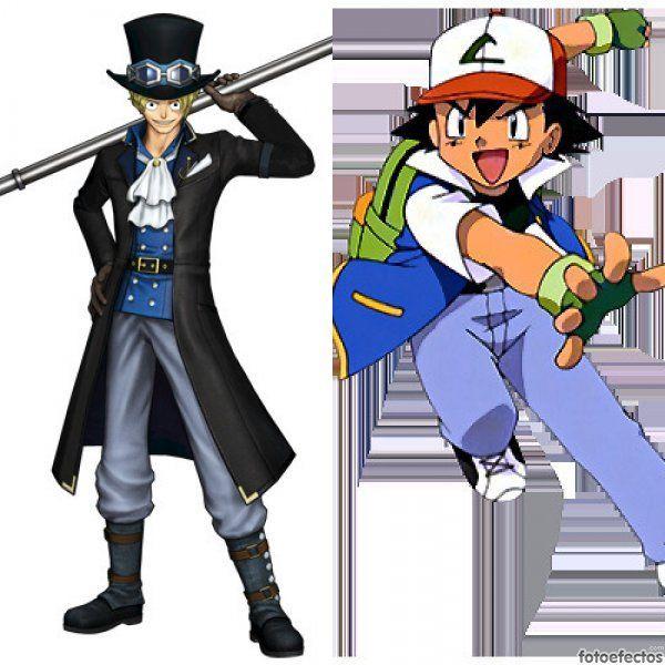Sabo vs Ash
