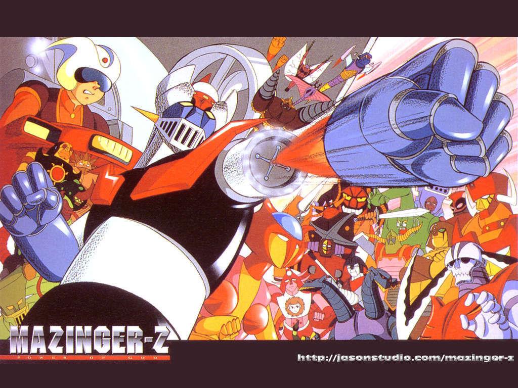 ¿Mazinger Z fue el primer super robot pilotado?