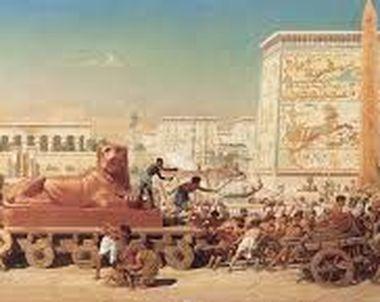 3543 - ¿Cuánto sabes del Antiguo Egipto?