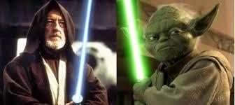 ¿Obi-Wan Kenobi o Yoda?