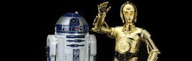 ¿C-3PO o R2-D2?