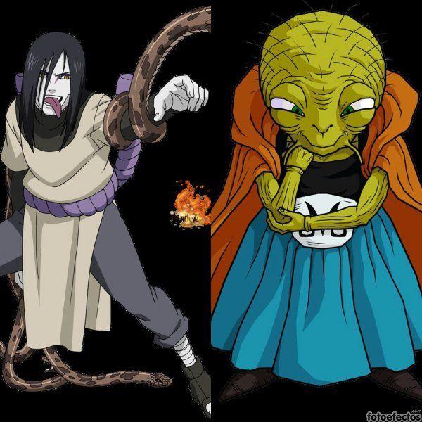 Orochimaru vs Babidi
