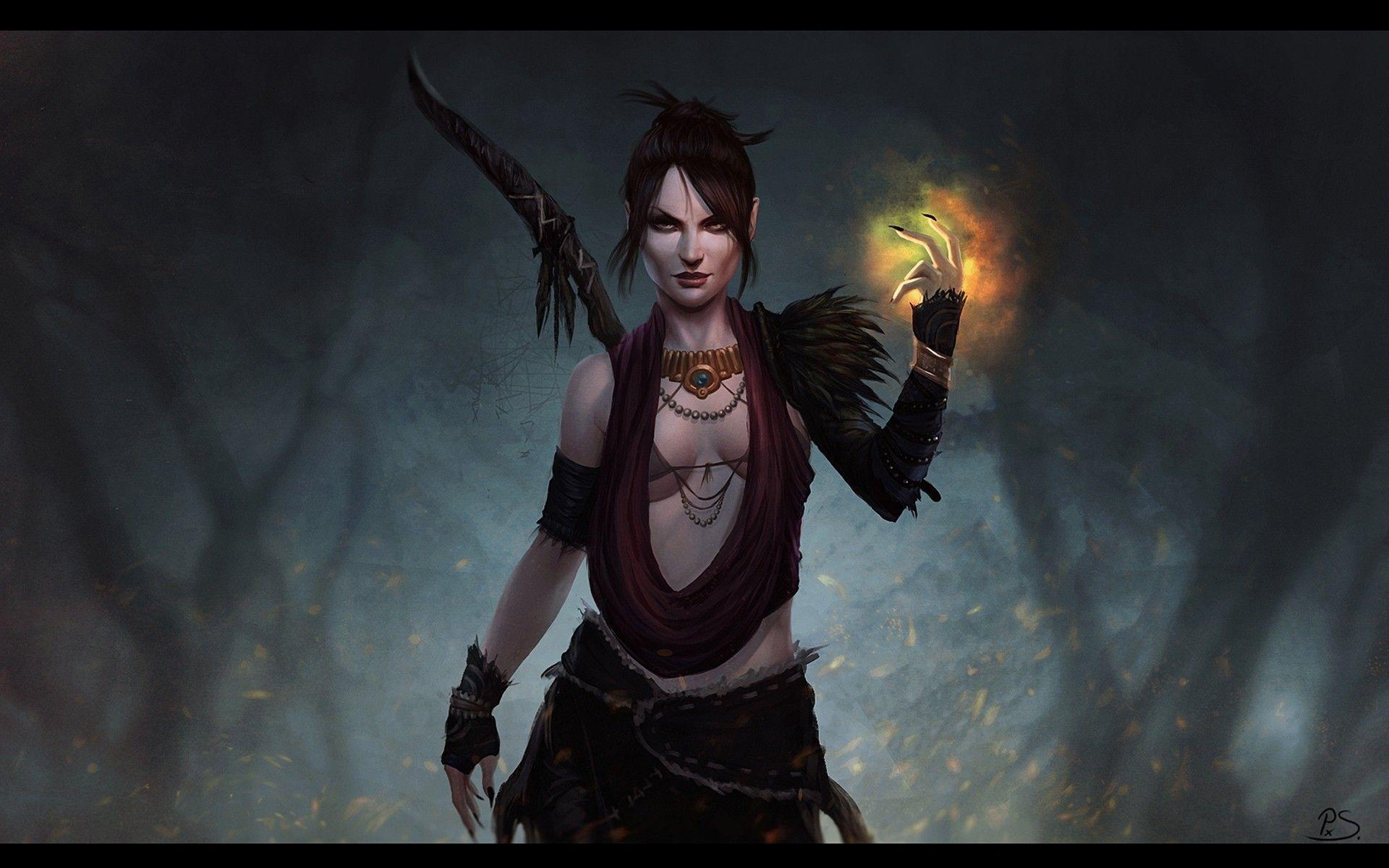 SPOILER de Dragon Age Origins. ¿Realizar el ritual con Morrigan?