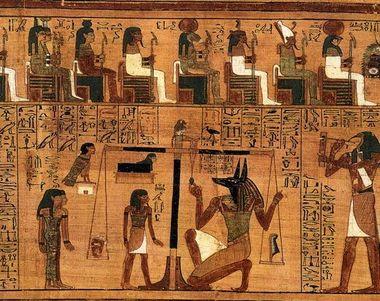 4700 - ¿Cuánto sabes sobre mitología egipcia?