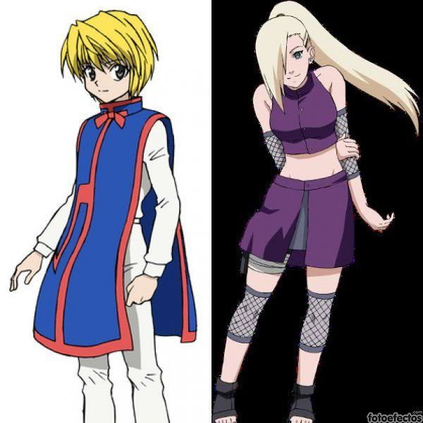 Kurapika vs Ino
