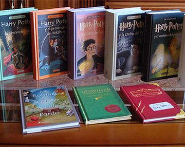 5306 - ¿Cuánto sabes sobre los libros de Harry Potter?