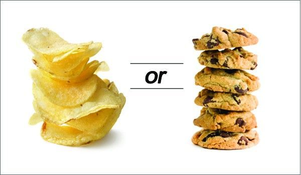 ¿Dulce o salado?