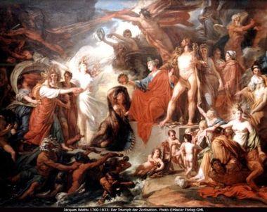3055 - ¿Cuánto sabes de mitología griega?
