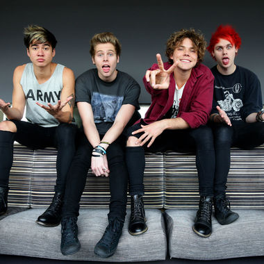 16912 - ¿Cuánto sabes de la banda 5 Seconds Of Summer?