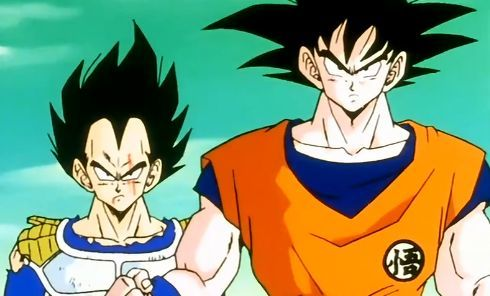 ¿Goku o Vegeta?