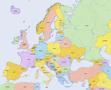 29662 - ¿Cual de estos destinos por país de Europa os gusta mas?. Si no los conocéis podéis informaros. (parte 2).