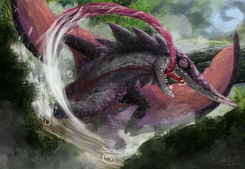Chameleos,El Dragon de la Niebla