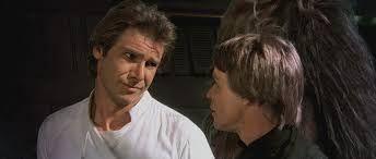 ¿Luke Skywalker o Han Solo?