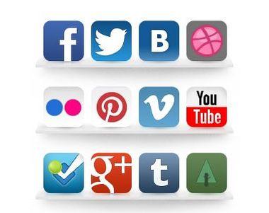 9005 - ¿Sabrías reconocer estas páginas web por sus iconos?