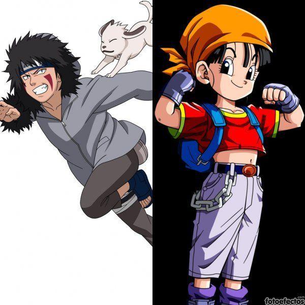 Kiba vs Pan