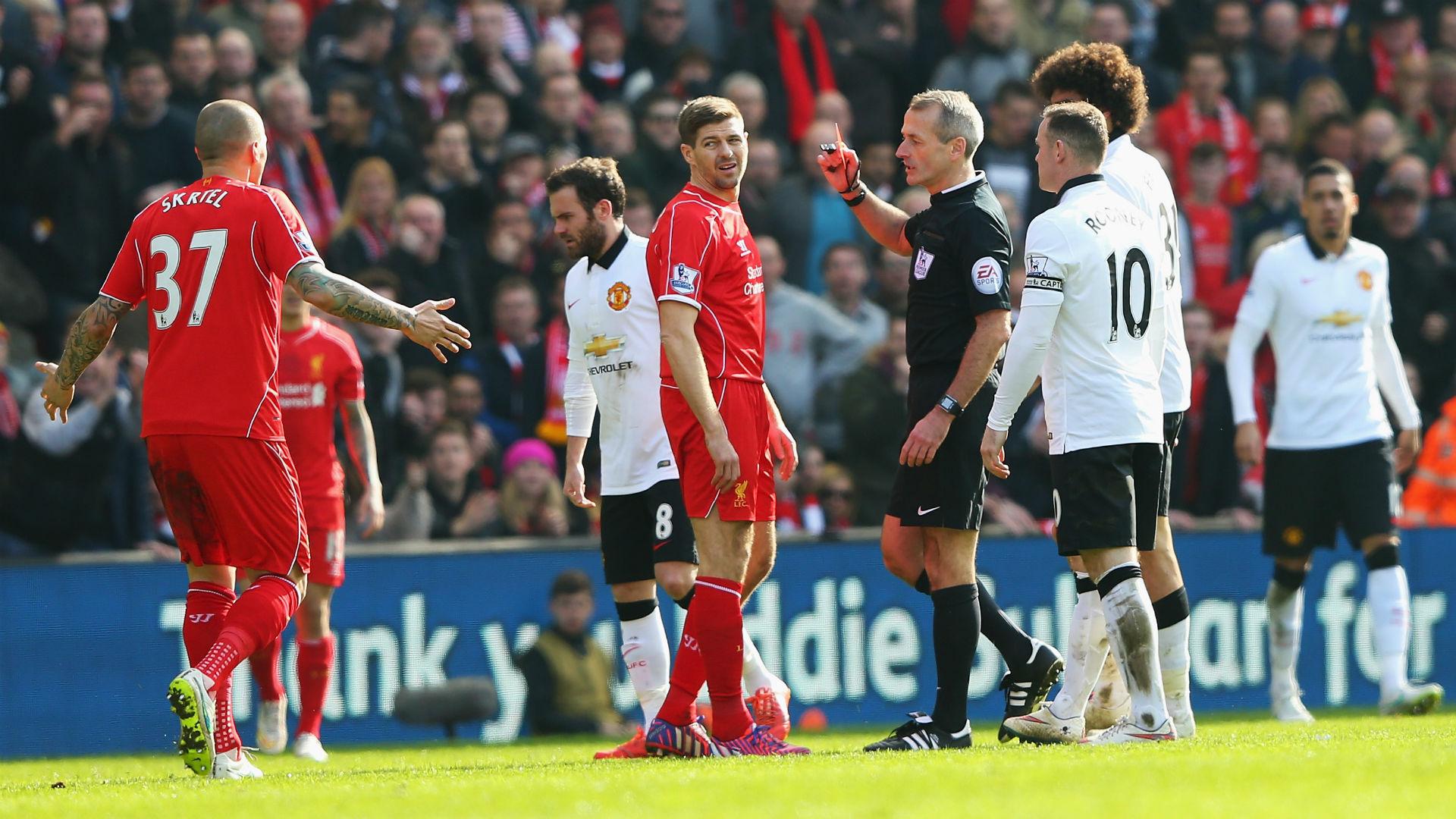Derbi Inglés, ¿Liverpool o Manchester United?